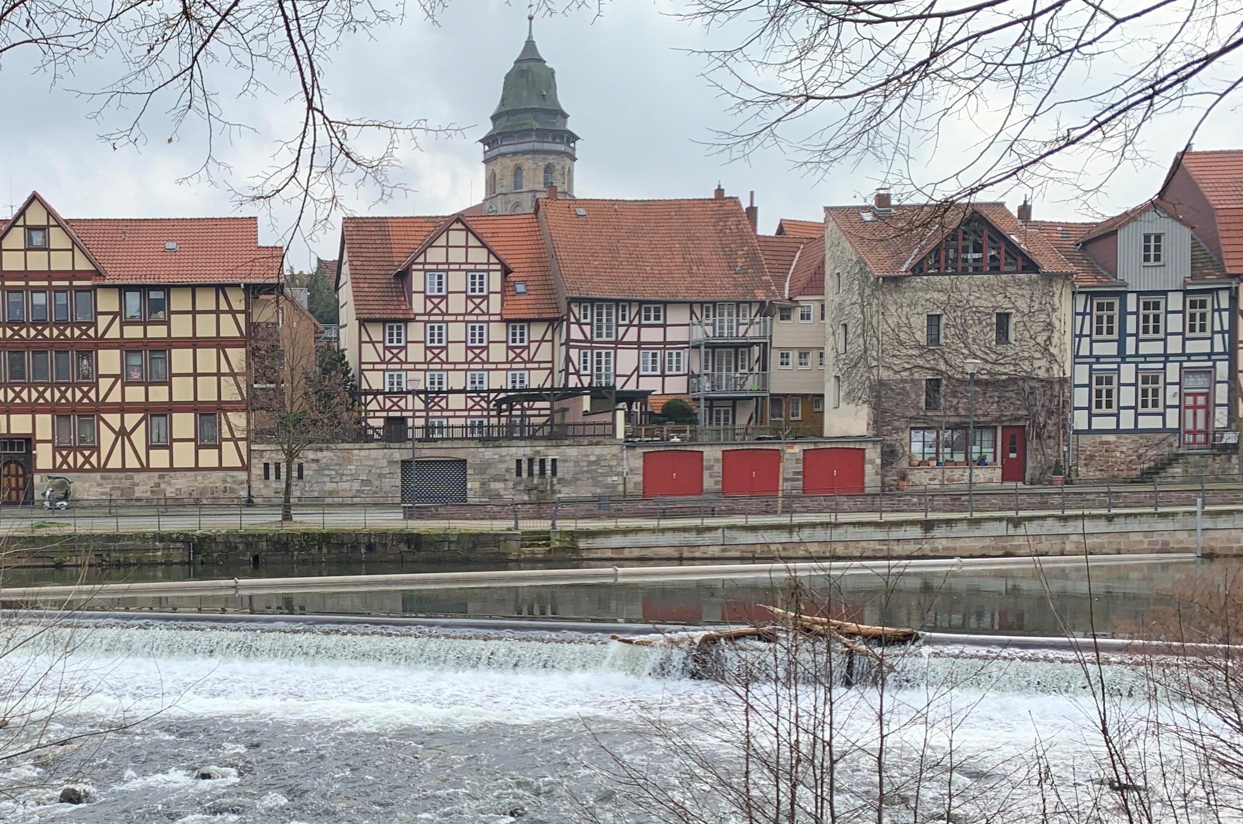 Grün Blauer Ring Hann. Münden wird mit 60.000 Euro gefördert